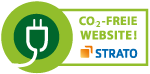 CO2 freie Website - Strato